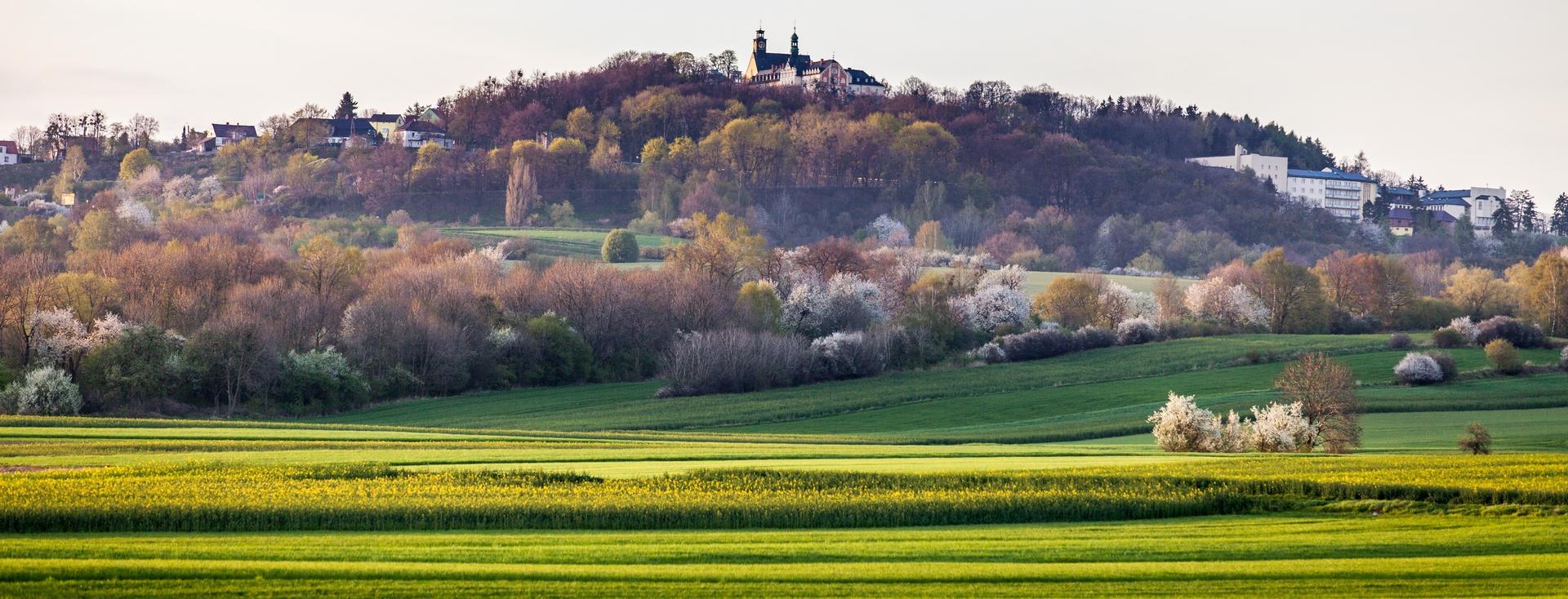 Niewiele jest miejsc w Polsce, gdzie walory przyrodnicze i kulturowe splatają się w jedno, tworząc krajobraz tak urzekająco piękny i niepowtarzalny.