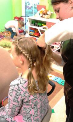 Warsztaty z fryzjerem