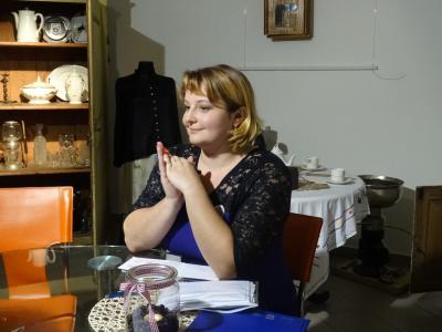 Marii Muc-Łysy - punkt przyjmowania deklaracji Darczyńców