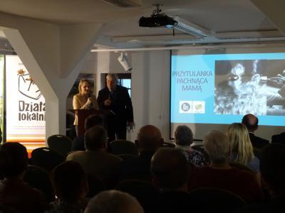 Prezentacja projektu - Stowarzyszenie Twórców i Artystów Pasja