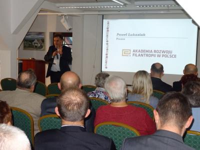 Paweł Łukasiak - Prezes ARFP