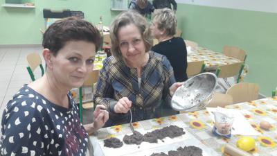 Uczestniczki warsztatów kulinarnych