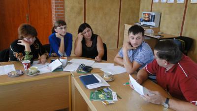 Galeria Fotorelacja z konsultacji społecznych w gminie Tarnów Opolski oraz gminie Izbicko w dniu 21.09.2015r