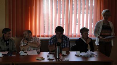 Galeria Fotorelacja z konsultacji społecznych w gminie Jemielnica i gminie Strzelce Opolskie w dniu 22.09.2015r