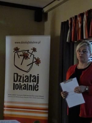 """""""Kobiety z Grocholubia"""" - grupa nieformalna"""