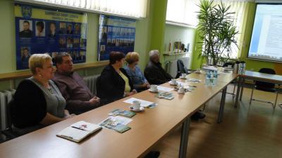 Galeria Fotorelacja z konsultacji społecznych w gminie Leśnica w dniu 15.09.2015