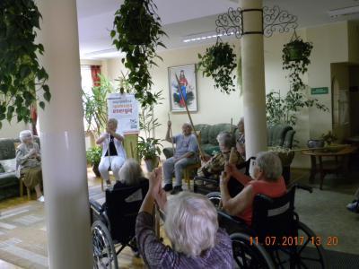 Galeria DSS - aktywni seniorzy