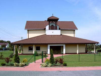 Dom Spotkań w Niezdrowicach