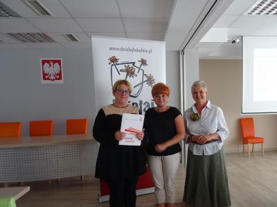 """Galeria Wręczenie umów """"Działaj Lokalnie"""" 2018"""