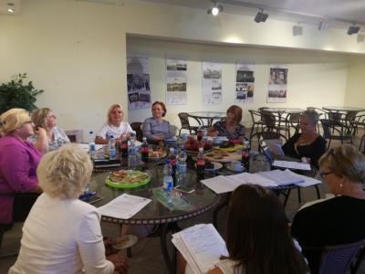 Galeria Spotkanie partnerów projektu współpracy w dniu 20 września 2018