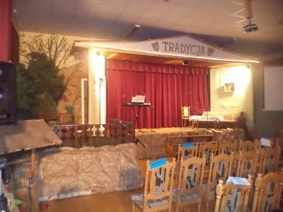 Doposażenie i wyremontowanie Teatru w Rozmierzy