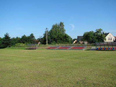 Doposażone boisko sportowe w Gminie Zdzieszowice