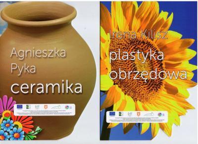Foldery z Gminnego Ośrodka Kultury w  Gogolinie