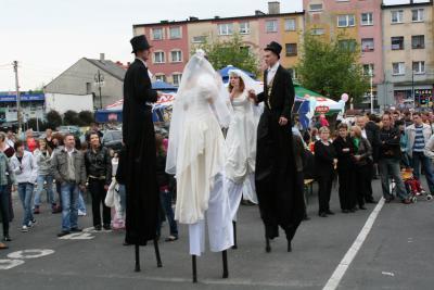 Jarmark Folkloru - Targi Panieńskie w  Ujeździe