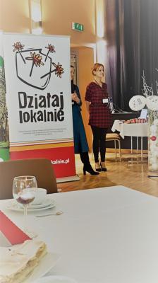 Galeria Gala podsumowująca Działaj Lokalnie w 2018 roku