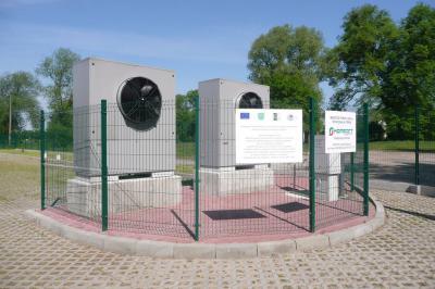 Pompy ciepła - innowacyjne rozwiązanie w Gminie Ujazd