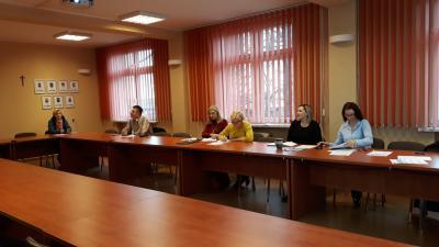 Galeria Realacja ze spotkań inforacyjno-konsultacyjnych w roku 2019