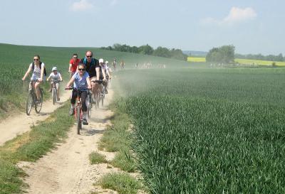 Rajd rowerowy w Gminie Zdzieszowice