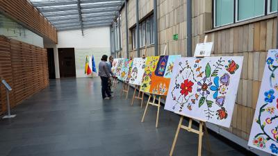 Galeria Wystawa projektów transgranicznych
