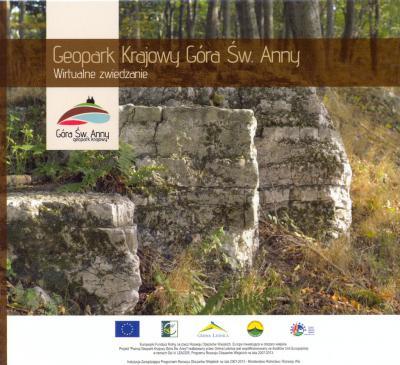 Strona internetowa Geoparku Góry św. Anny
