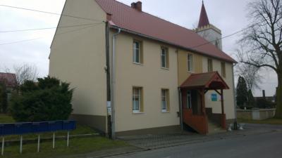 Termomodernizacja budynku spotkań w Zalesiu Śląskim
