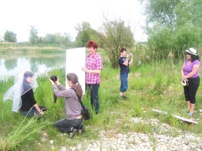 Warsztaty fotograficzne w Tarnowie Opolskim