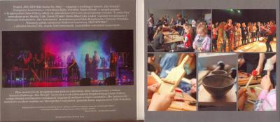 Warsztaty z recyklingu - koncerty eko dźwięki w Krapkowickim Domu Kultury