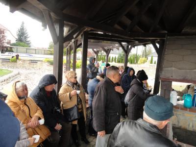 """Galeria Wycieczka w ramach projektu """"Dziedzictwo przyrodniczo-historyczne Krainy św. Anny"""""""