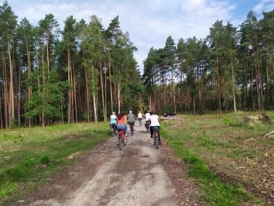Galeria Wierchlesie  - rajd rowerowy