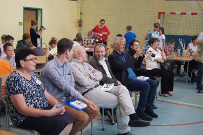 Komisja Europejskiego Stowarzyszenia Rozwoju Obszarów Wiejskich i Odnowy Wsi ARGE oceniała sołectwo Kadłub
