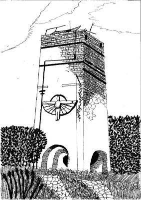 Antek Wołoszyn - Piec w Ligocie