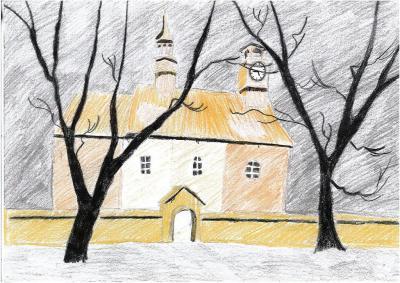 Szymon Łokuciejewski - Klasztor