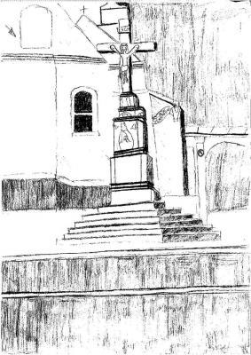 Zuzia Kusz - Krzyż na Górze Św. Anny