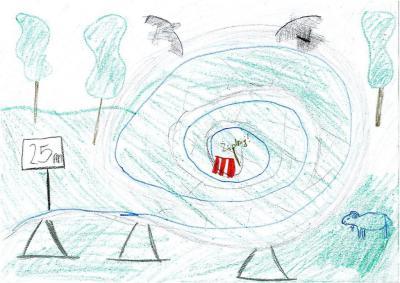 Wiktoria Okoń - Zjeżdżalnia grawitacyjna