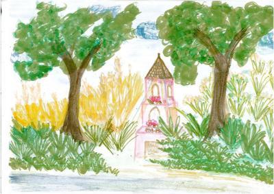 Eliza Wancke - Kościół w Kamieniu Śląskim