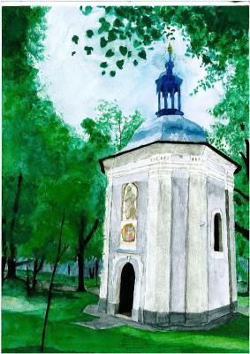 Agata Gałązka - Kaplica Świętej Magdaleny