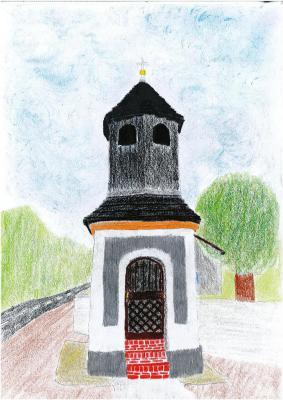 Jakub Kotyrba - Kaplica z dzwonnicą w Lichyni